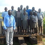 Nandi Hills Teacher with Students